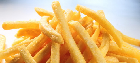 A french fries