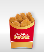 Chicken Nuggets 6 db