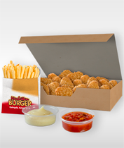Chicken Nuggets Box